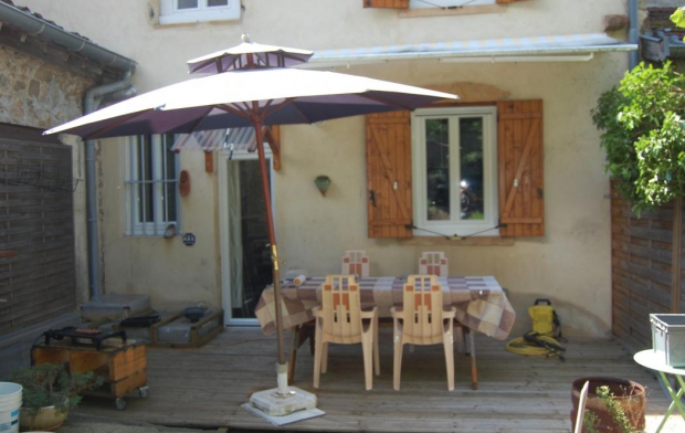 Agence Michelland Immobilier : Maison / Villa | CHAMBOST-ALLIERES (69870) | 154 m2 | 164 000 €